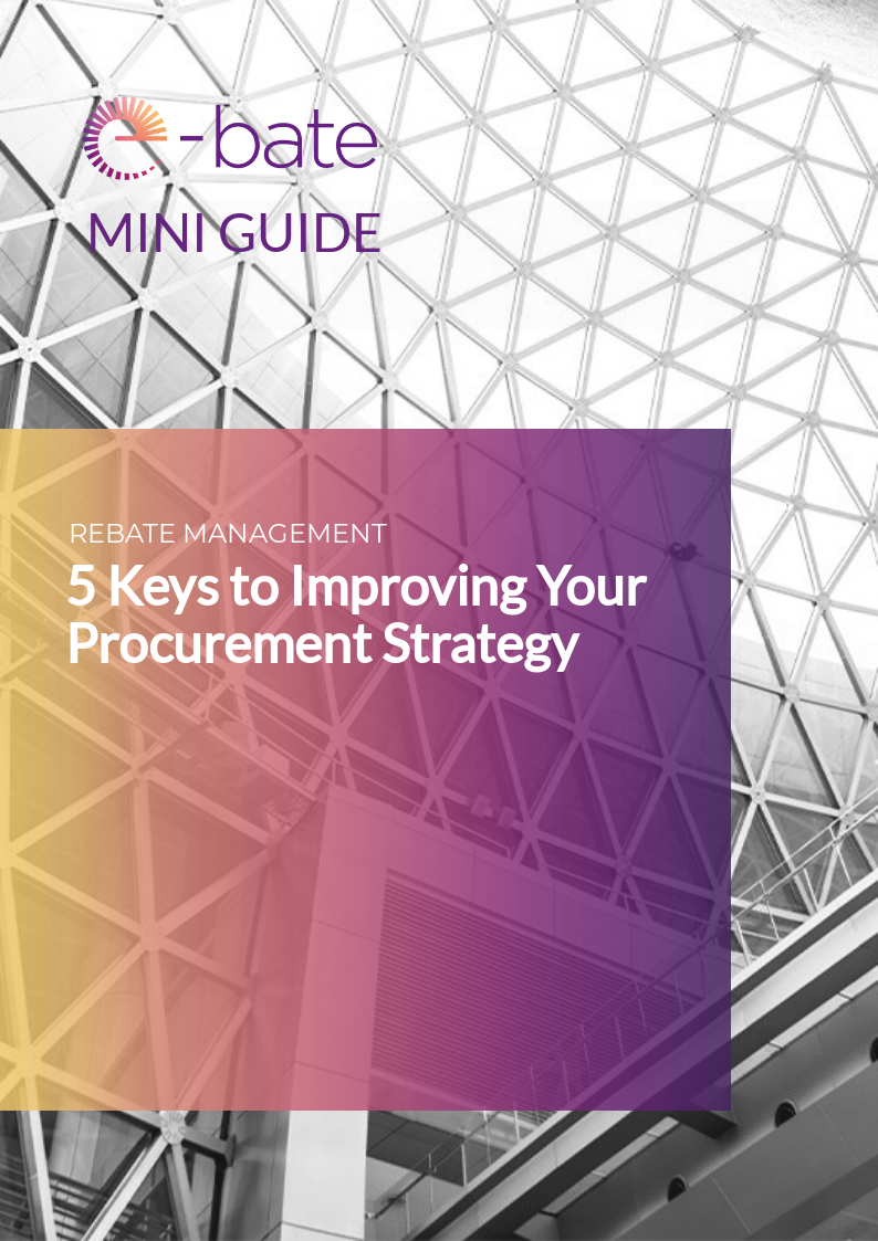 Mini-Guide - 5 Keys to Improving Your Procurement Strategy