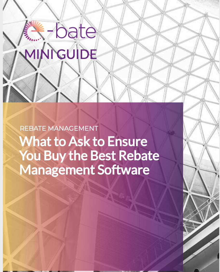 What to Ask to Ensure You Buy the Best Rebate Management Software